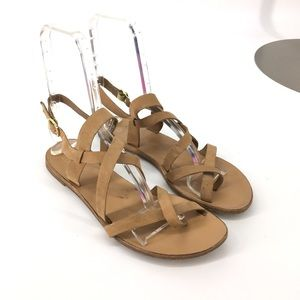 BP 7.5 Leather Sandals